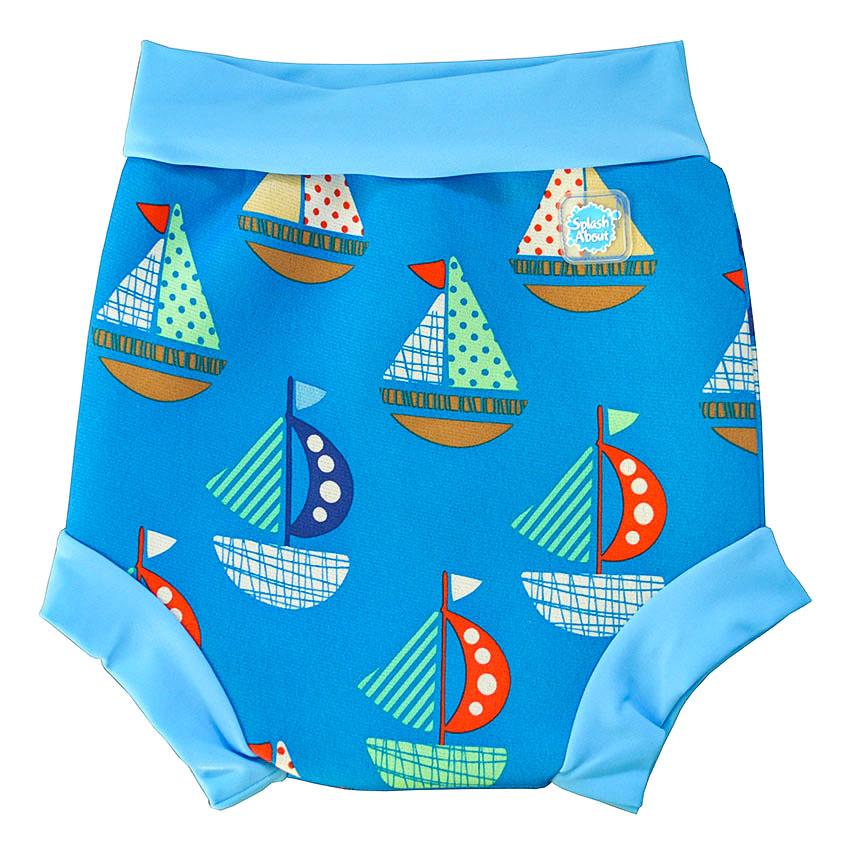 Tã đi bơi Splash About Happy Nappy Set Sail (Xanh Set Sail)