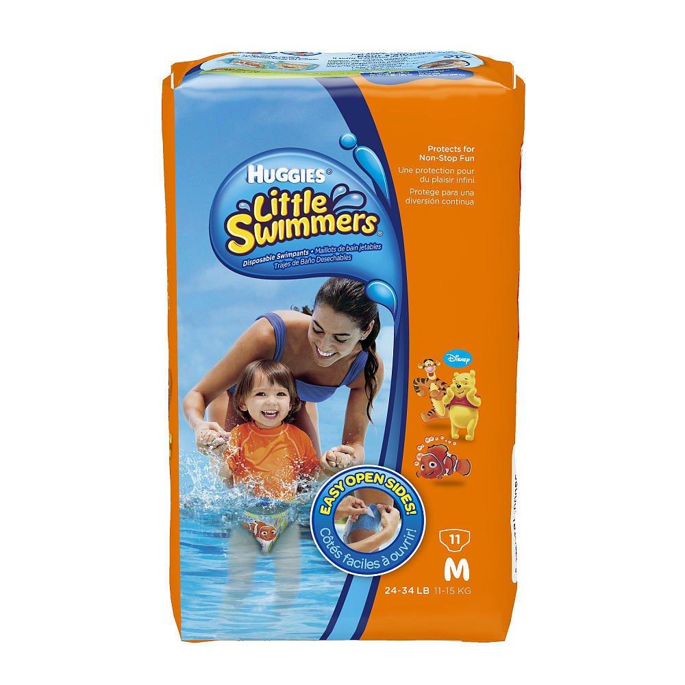 Tã quần dành cho bé đi bơi Huggies Little Summers M11