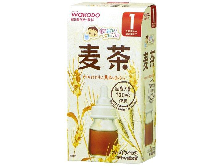 Trà Wakodo lúa mạch Nhật 10 gói x 1,2g