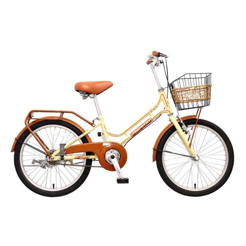 Mua Xe đạp trẻ em Asama CLD PU20 (Trắng)