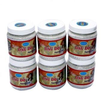 Bộ 6 hộp bột đậu đỏ dưỡng trắng da 6 x 250g
