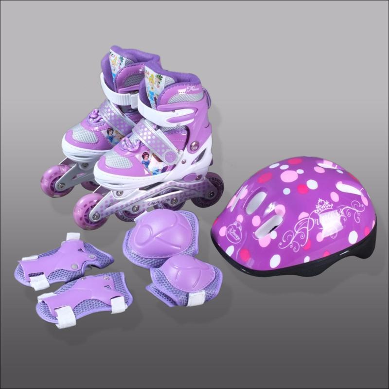 Phân phối Giày patin Disney Princess DCY41181-D (Tím ghi) 35-38