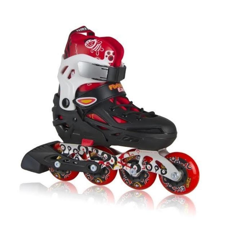 Phân phối Giày patin Flying Eagle S5 đỏ đen GC-0001