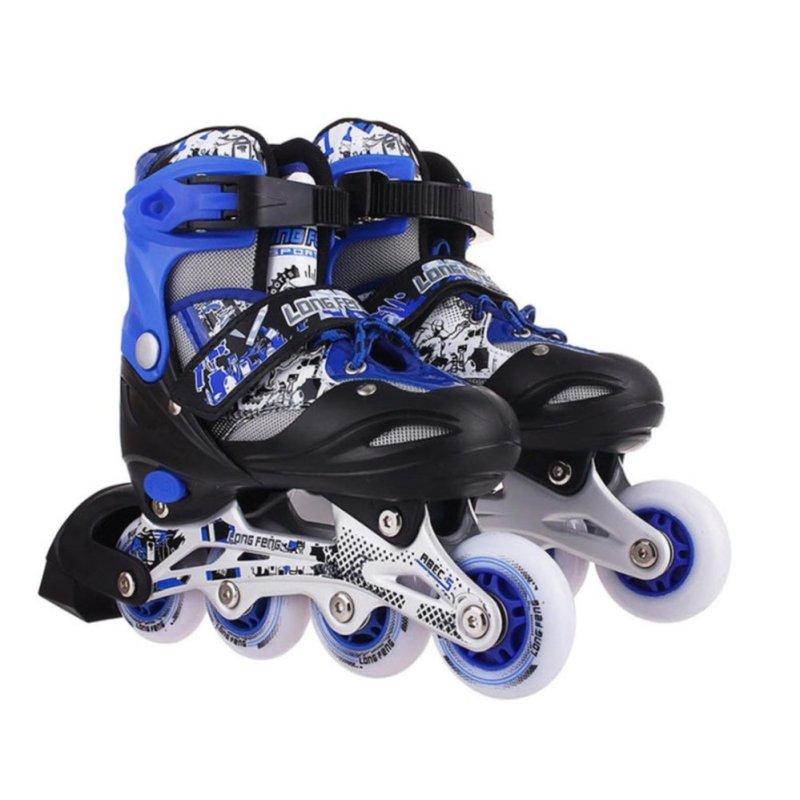 Phân phối Giày Trượt Patin Trẻ Em Long Feng 906 phucthanhsport