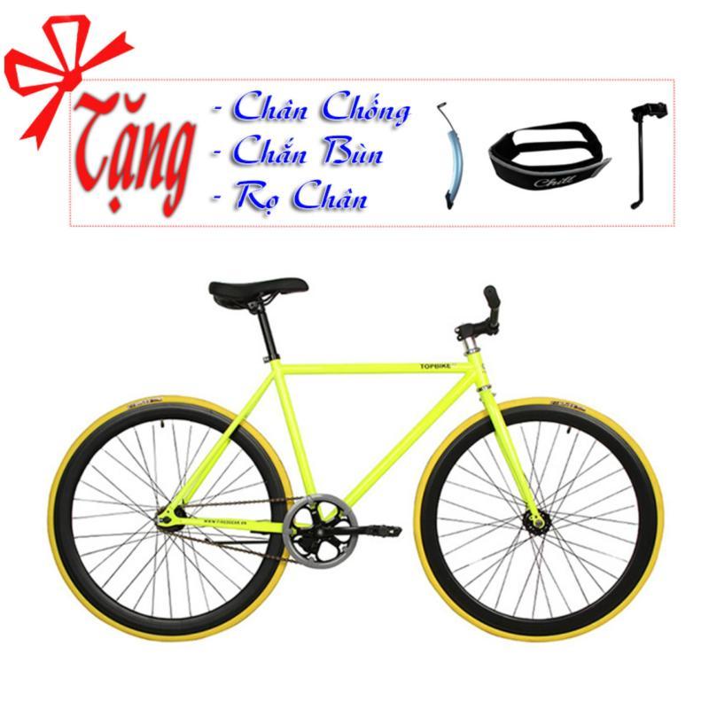 Phân phối Topbike FX màu vàng chanh