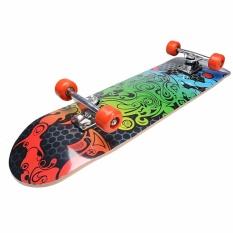Ván trượt Skateboard nhập khẩu cao cấp cớ lớn 2017
