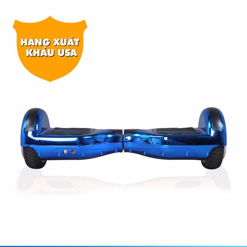 Phân phối Xe cân bằng tự cân bằng 6.5 inch Bluetooth màu (xanh tím Chrome)