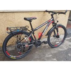Xe đạp địa hình ALCOTT XTR 2300 (Đỏ đen)