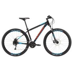 Xe đạp địa hình Cannondale Trail 5 2017 Đen đỏ