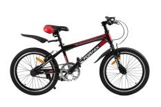 Xe đạp địa hình FORNIX MX23 (Đen đỏ)