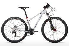Xe đạp địa hình JETT IGNITE WHITE 2015 (Trắng)