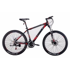Xe đạp địa hình TrinX TX18 2017 (Trắng xanh lá)