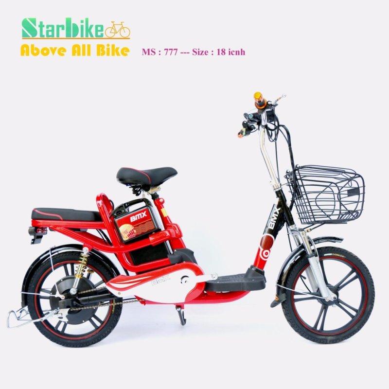 Mua Xe đạp điện BMX khung sơn 18 inch (Bánh mâm)