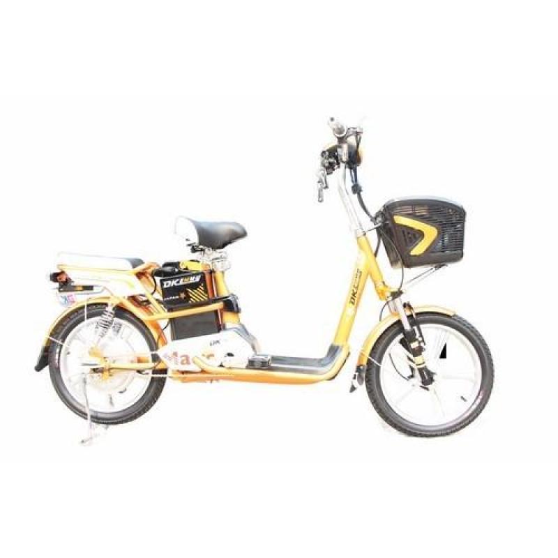 Mua Xe đạp điện DK EMMY - Màu hồng