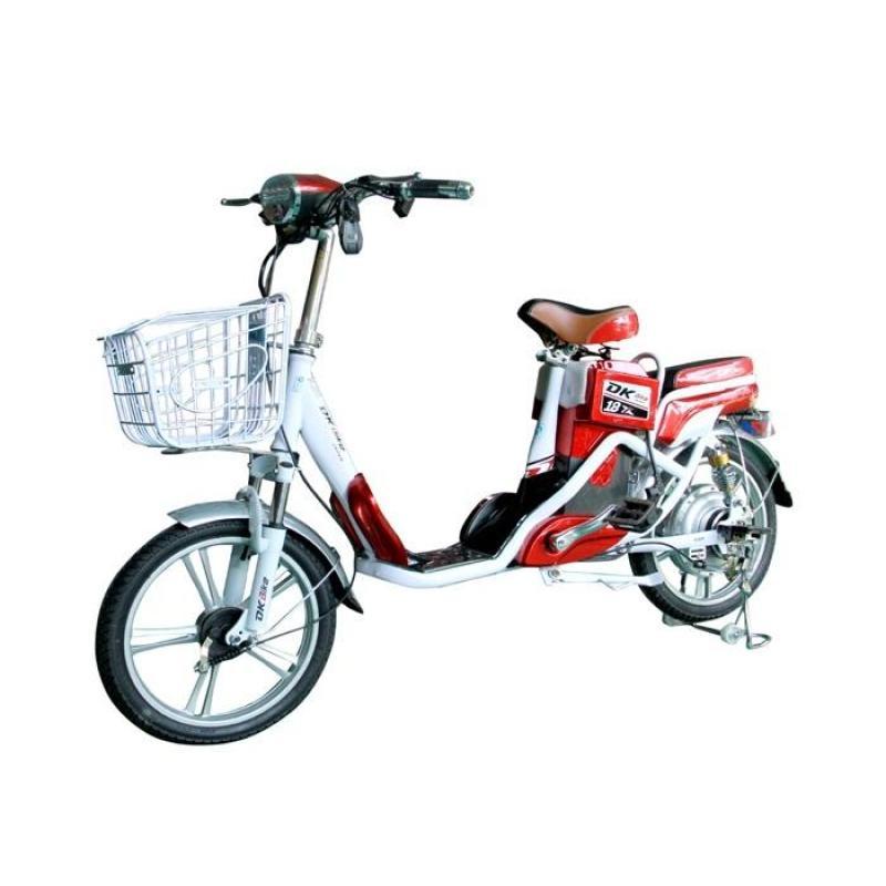 Mua Xe đạp điện DKBike 18X Cửu Long