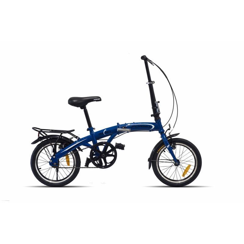 Phân phối Xe đạp gấp hiệu FORNIX, mã MILAN  ( Xanh dương )