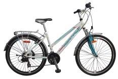 Xe đạp thể thao Asama AMT 31 (Trắng)