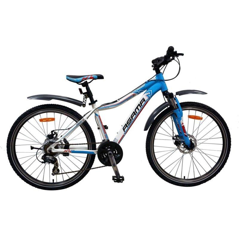Mua Xe đạp thể thao Asama MTB 2603 (Xanh dương)