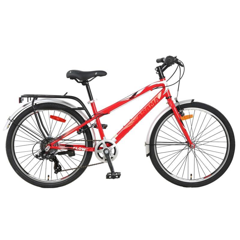 Mua Xe đạp thể thao Asama TRK - FL 2401( Đỏ )