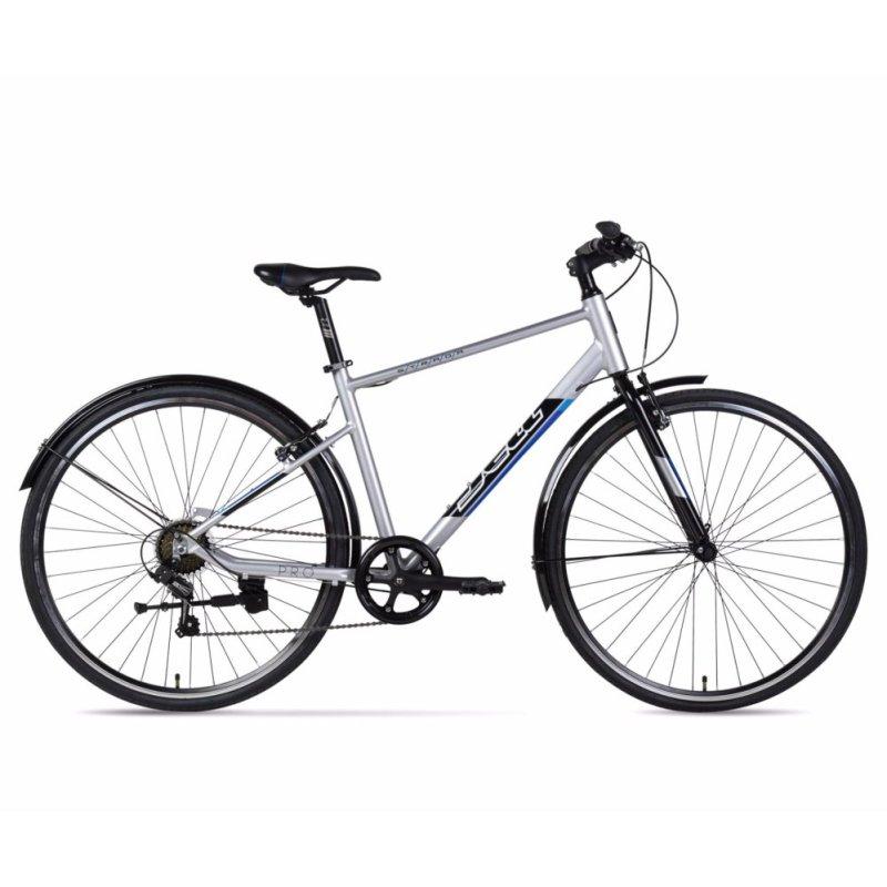 Phân phối Xe đạp thể thao Jett Strada Pro 2017(Bạc)