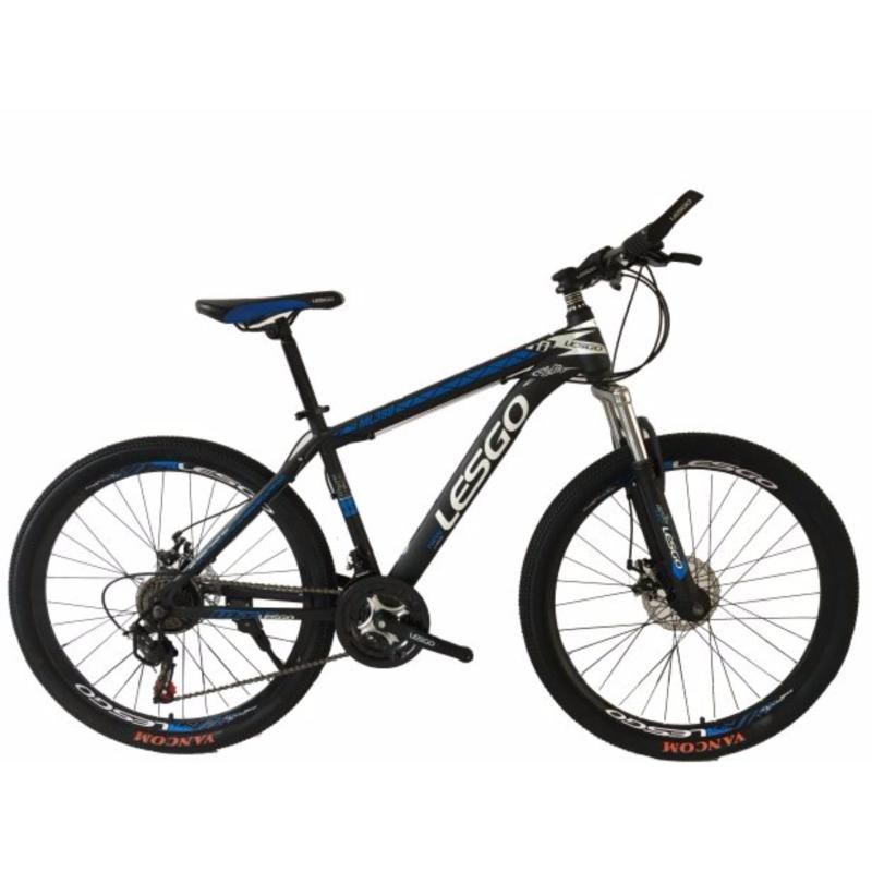 Mua Xe đạp thể thao LESGO 26 - ML368 tặng kèm gác ba ga và lá chắn bùn