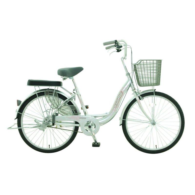 Phân phối Xe đạp thời trang Asama CB 2402 (Bạc)
