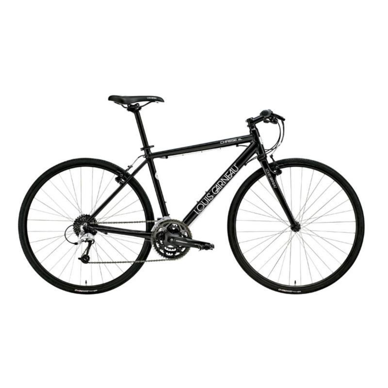 Phân phối Xe đạp touring Louis Garneau LSG CHASSE Black