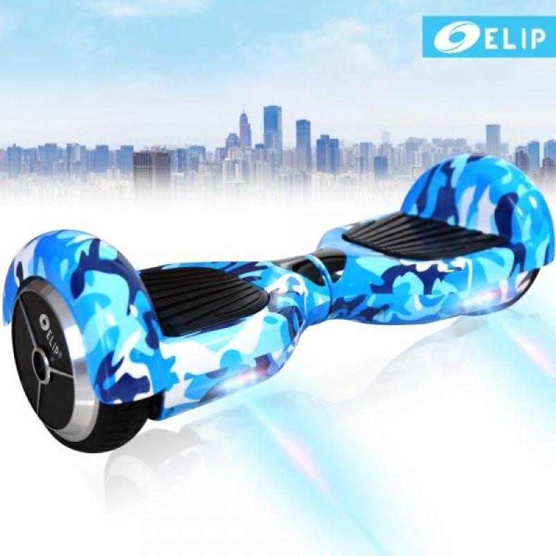 Phân phối Xe Điện Cân Bằng Elip Style Blue-6T-Pin Samsung