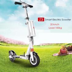 Xe scooter điện gấp siêu nhẹ Airwheel Z3 (trắng)