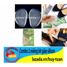 Combo 2 lót giày silicon