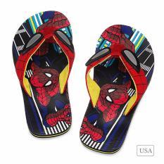 Dép xốp Spider Man Web feet Disney USA