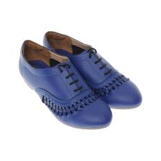 Giày bít thời trang Bitis DVW007388DEN (Đen)