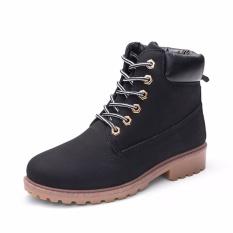 Giày Boot Nữ Lidus HH1823. Bảo hành 12 tháng. (Màu nâu)