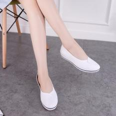 Giày búp bê đi bộ cực êm chân (Đen)