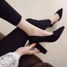 Giày cao gót mũi nhọn Dolly & Polly