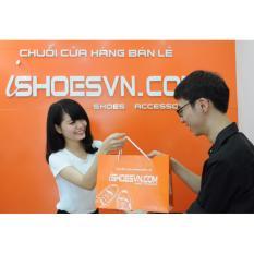 Giày da cao cấp IS015 - Sang Trọng, Lịch lãm, Êm ái