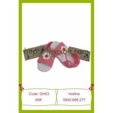 Giày len cho bé gái - GH03