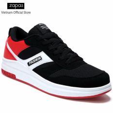 Giày Sneaker Thời Trang Nam Zapas – GS075 ( Đen )