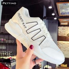 Giày Sneakers Nữ - Pettino MT02 (trắng)