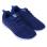 Giày thể thao cao cấp nam Hunter Biti's DSM063833XDD (Xanh dương)
