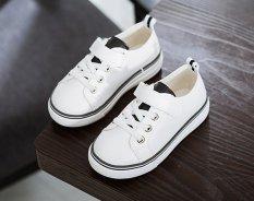 Giày thể thao cho bé trai và bé gái Z-06 viền đen