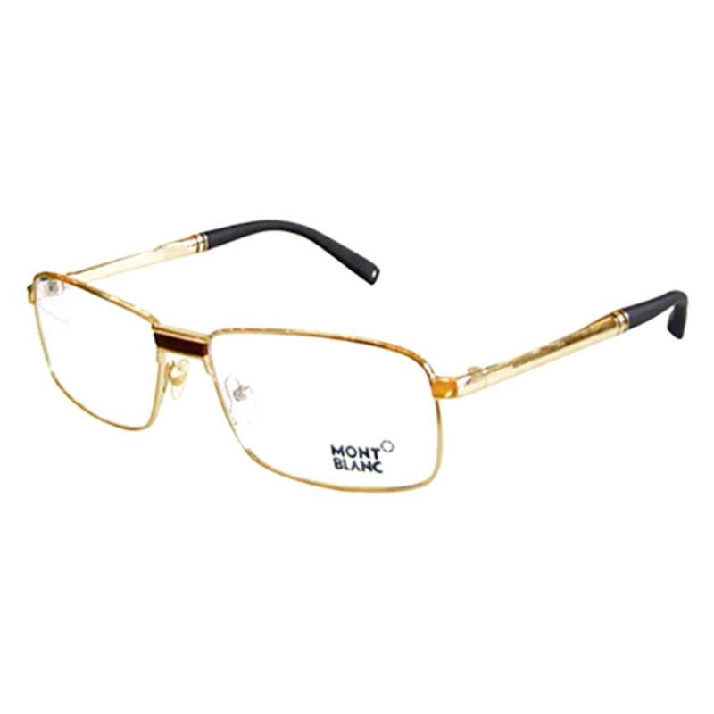 Giá bán Kính mắt nam Mont Blanc MB 348 028 (Vàng)