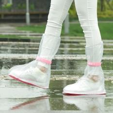 Ủng đi mưa cổ cao đế chống trơn trượt NQP1211