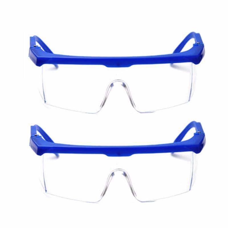 Mua Bộ 02 kính mát đi đường chống bụi bảo vệ mắt (xanh dương)