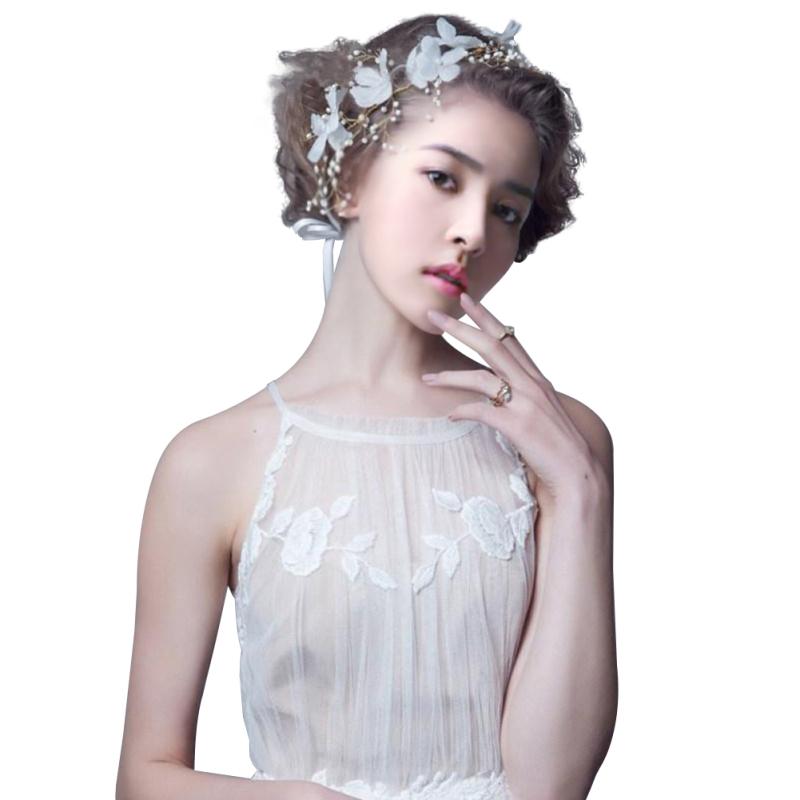 Bridal Wedding Headdress Headband (Intl)
