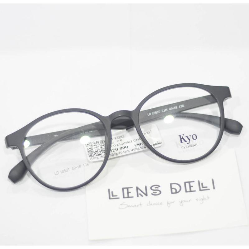 Giá bán Gọng kính cận nhựa dẻo Nhật Kyo