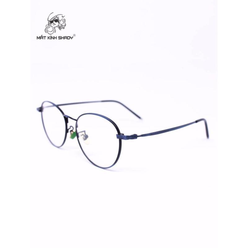 Giá bán Gọng kính cao cấp thời trang unisex shady - G615 (Xanh )