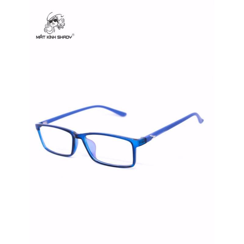 Giá bán Gọng kính cao cấp thời trang unisex shady - G622 (Xanh bóng )