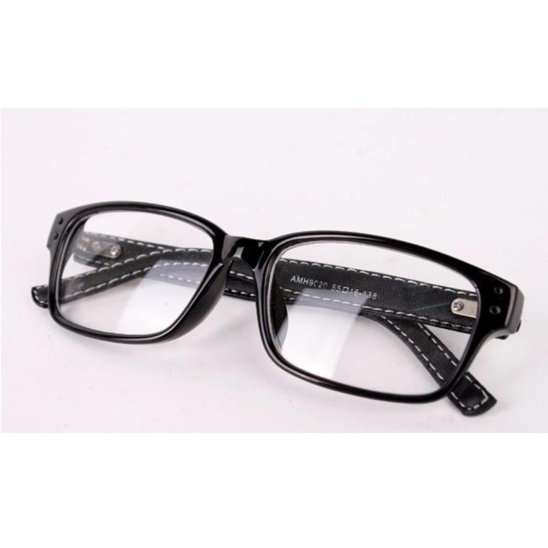 Giá bán Gọng kính da bền đẹp (đen) V1036