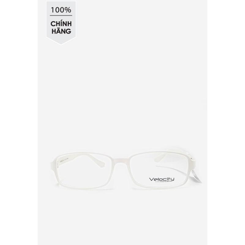 Giá bán Gọng kính vuông unisex Velocity VL 5414 302 màu trắng
